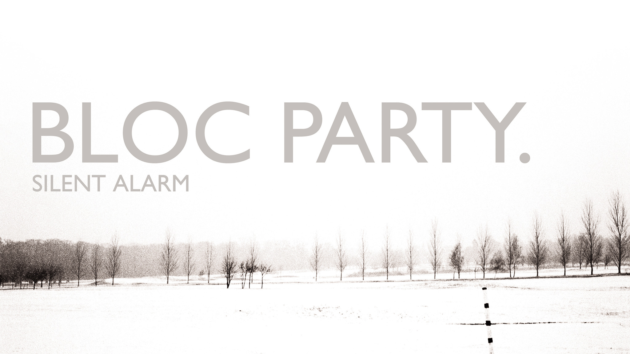 image for event Bloc Party