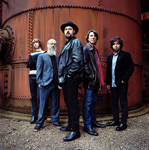 image for event Drive-By Truckers