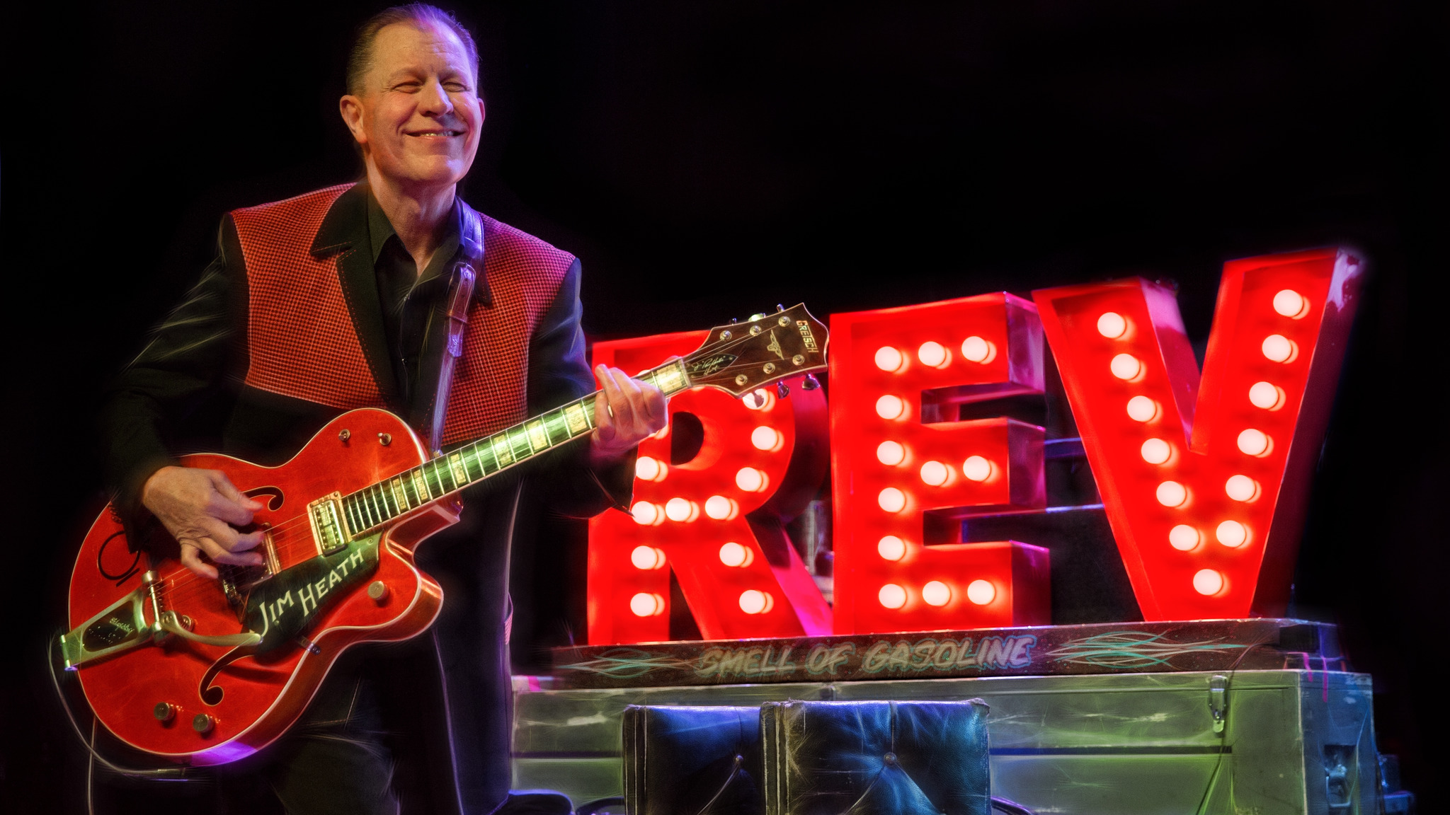 image for event Reverend Horton Heat, Big Sandy, Voodoo Glow Skulls, and Manic Hispanic