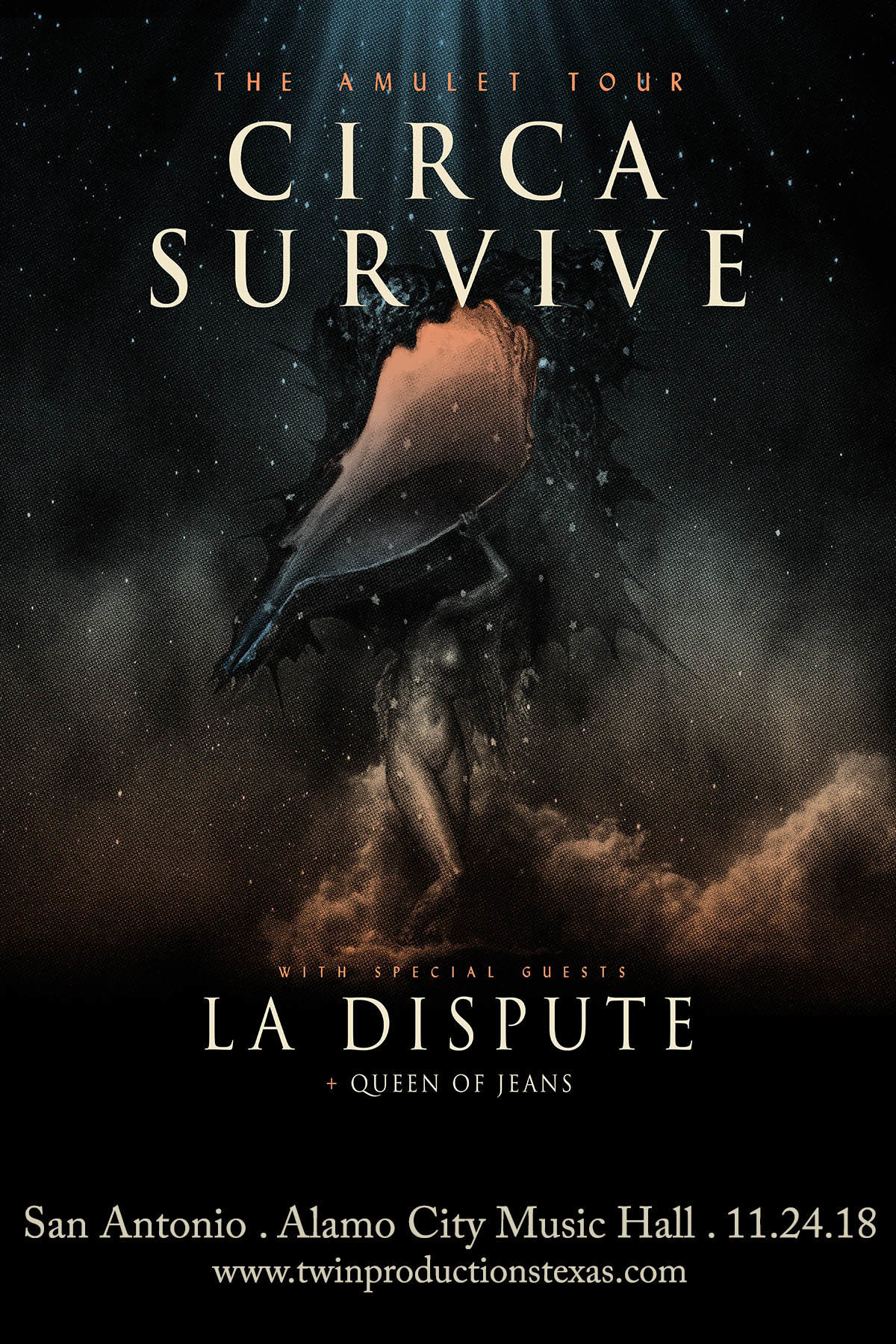 image for event Circa Survive, La Dispute, and Queen Of Jeans