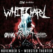 image for event Whitechapel, Oceano, Chelsea Grin, and Slaughter to Prevail
