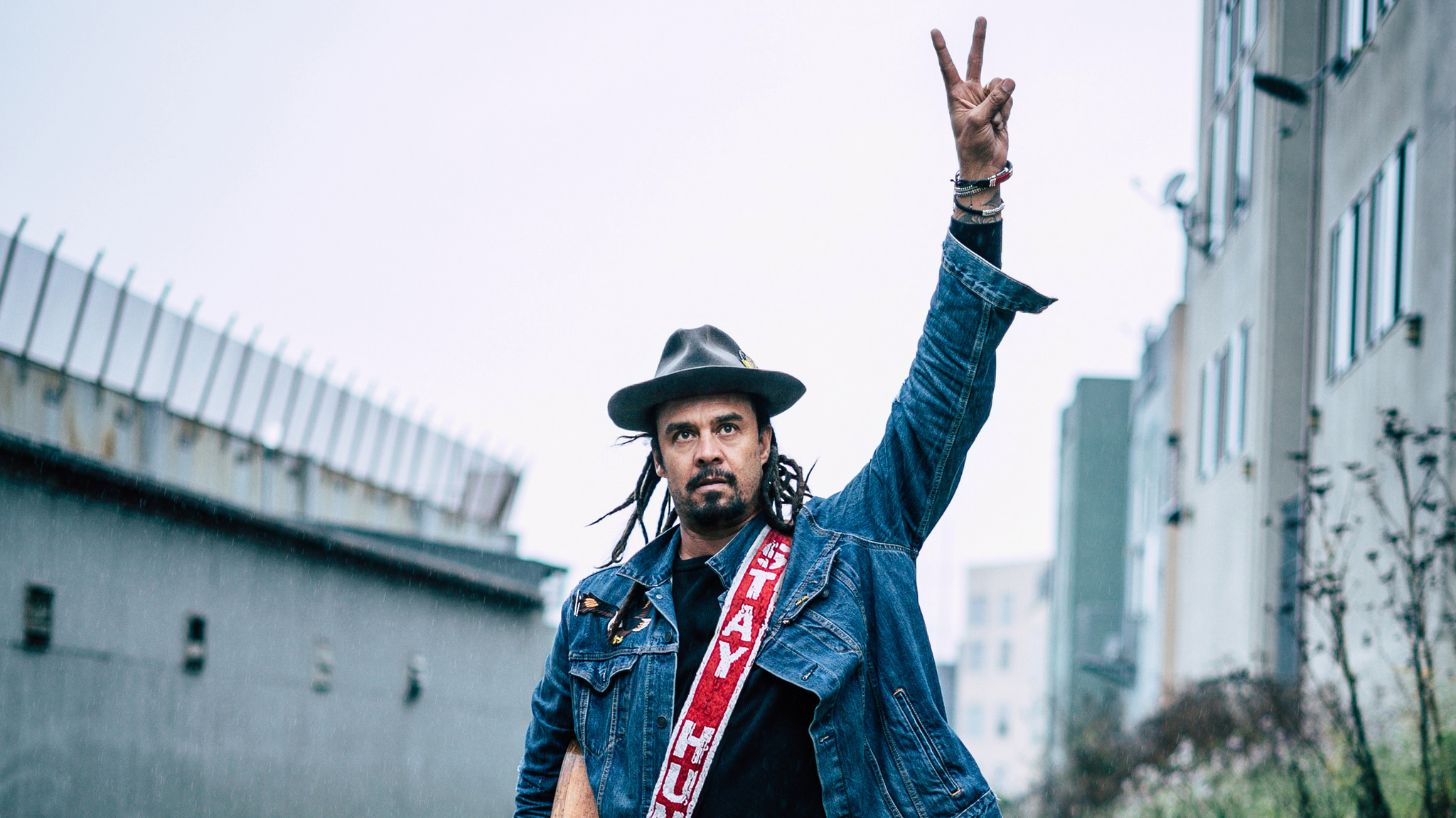 image for event Michael Franti, Spearhead and Satsang