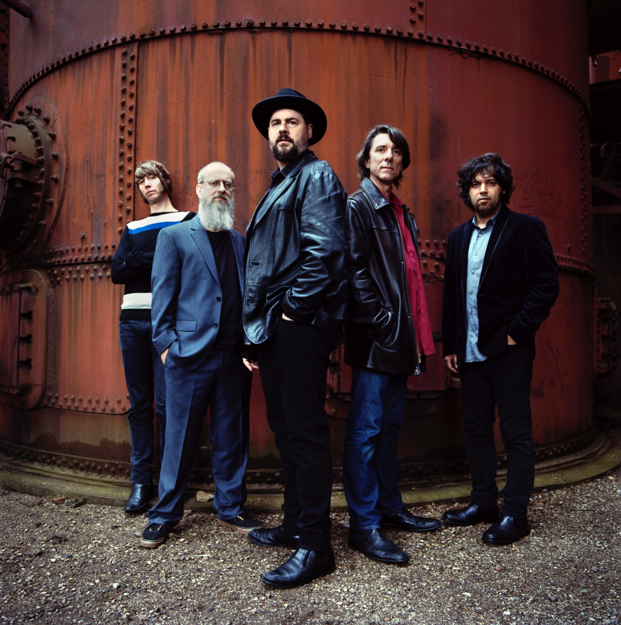 image for event Drive-By Truckers and T. Hardy Morris