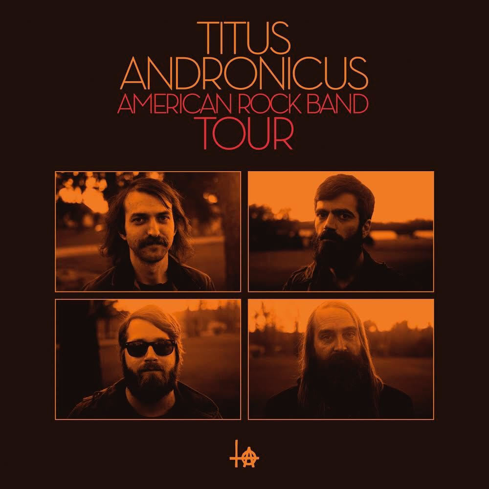 image for event Titus Andronicus and Ted Leo & The Pharmacists