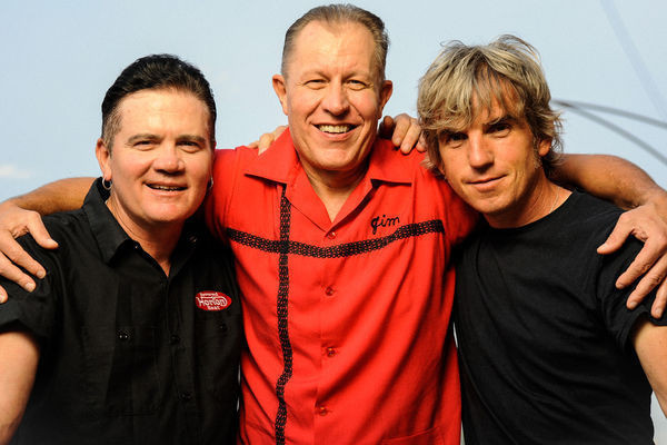 image for event Reverend Horton Heat, The Delta Bombers, and Unknown Hinson