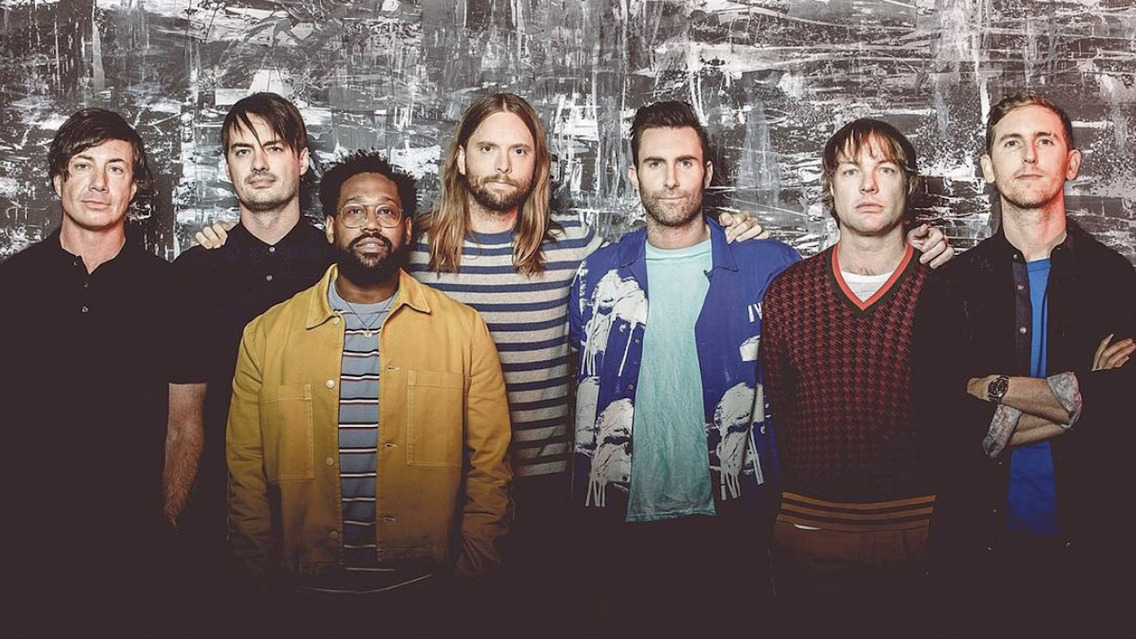 image for event Maroon 5