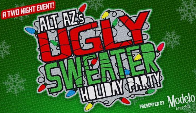 image for event  Ugly Sweater Holiday Party: Barns Courtney and Young the Giant