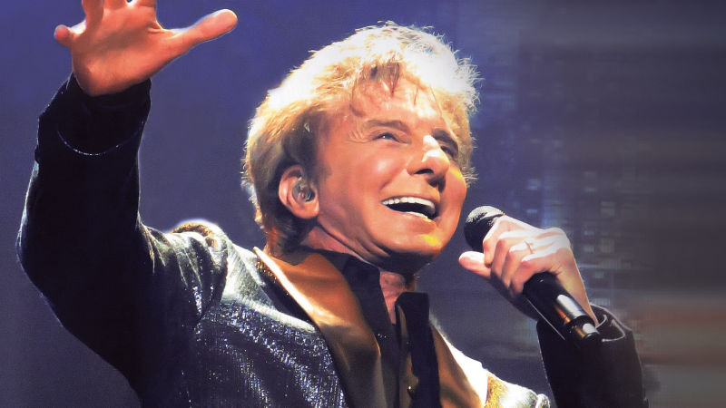 image for event Barry Manilow