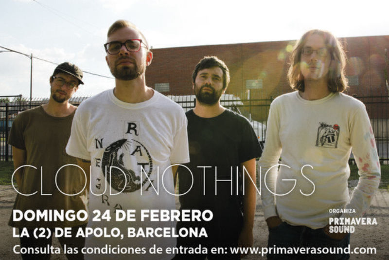 image for event Cloud Nothings