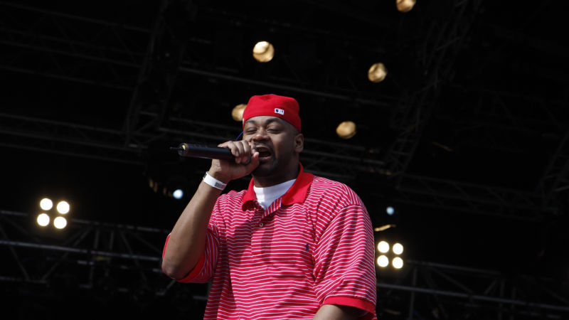 image for event Ghostface Killah