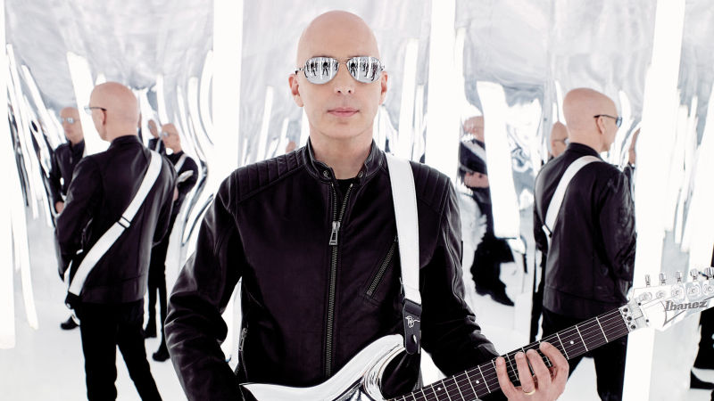 image for event Joe Satriani