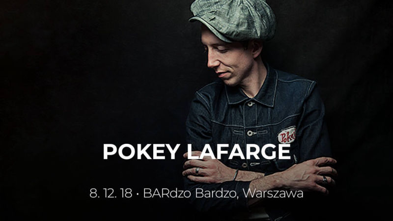 image for event Pokey LaFarge