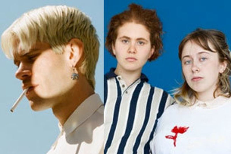 image for event Porches, Girlpool, and Palberta