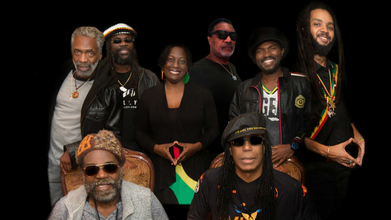 image for event The Wailers