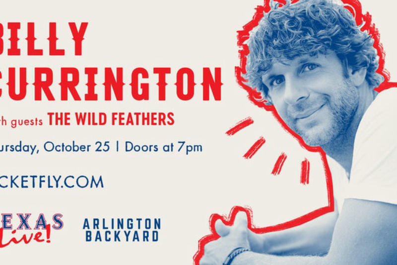 image for event Billy Currington and The Wild