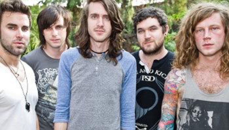 image for event Mayday Parade and The Wonder Years