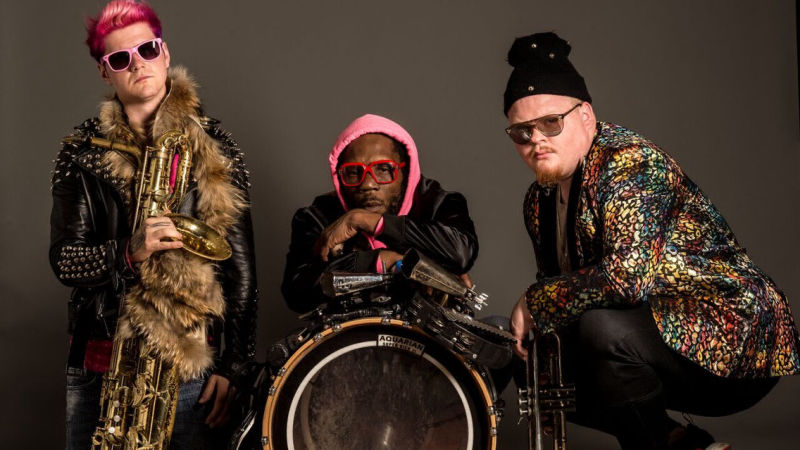 image for event Tropidelic, Roots of a Rebellion, Too Many Zooz