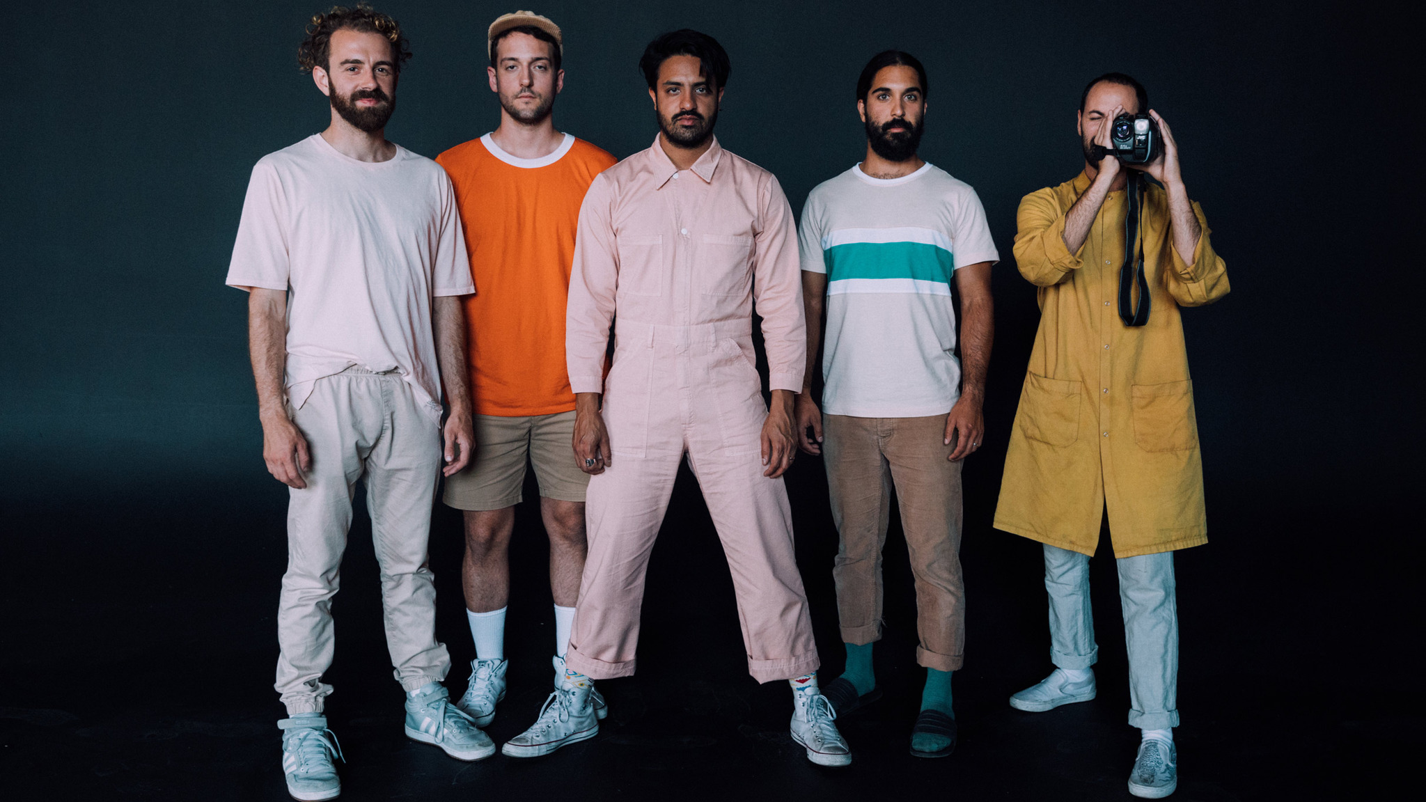 image for event Young the Giant and Sure Sure