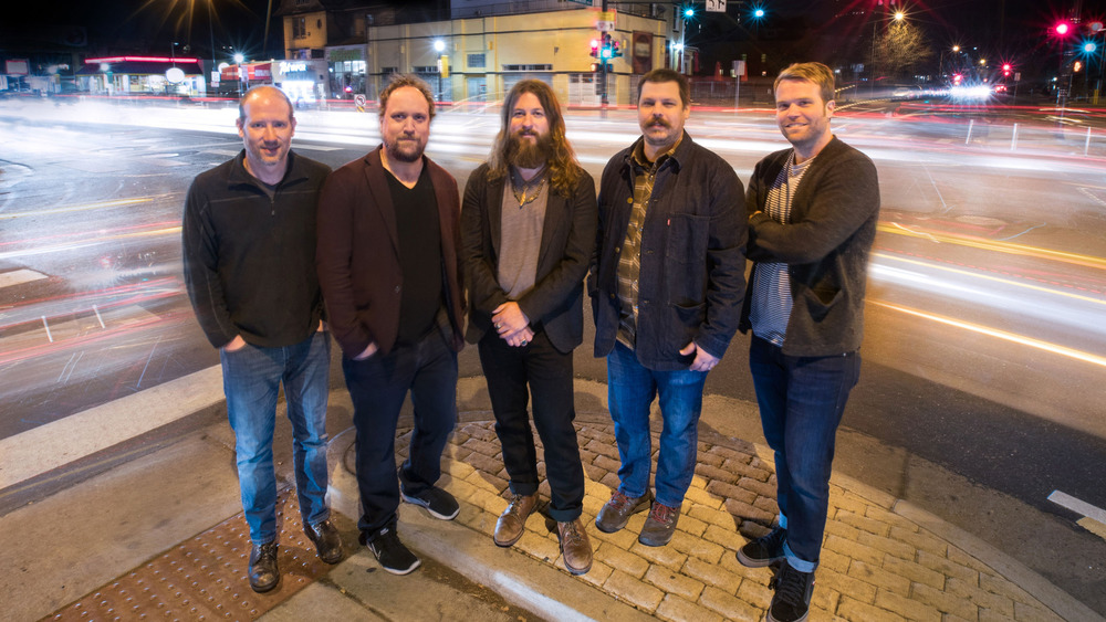 image for event Greensky Bluegrass and Billy Strings