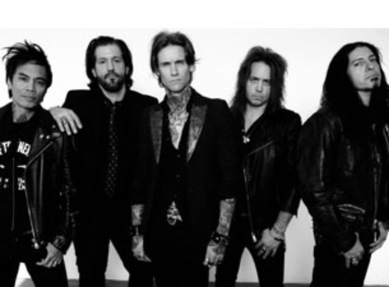 image for event Buckcherry and Hoobastank