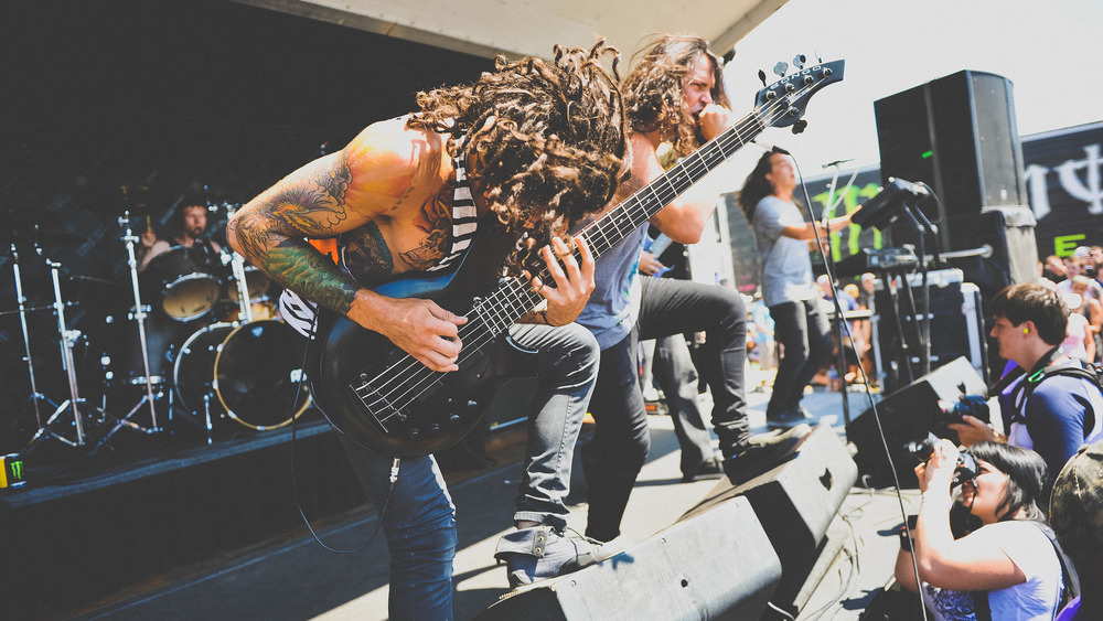 image for event Chelsea Grin, Born of Osiris, and make them suffer