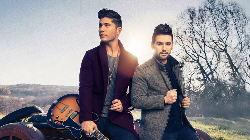 image for event Dan + Shay and Morgan Evans