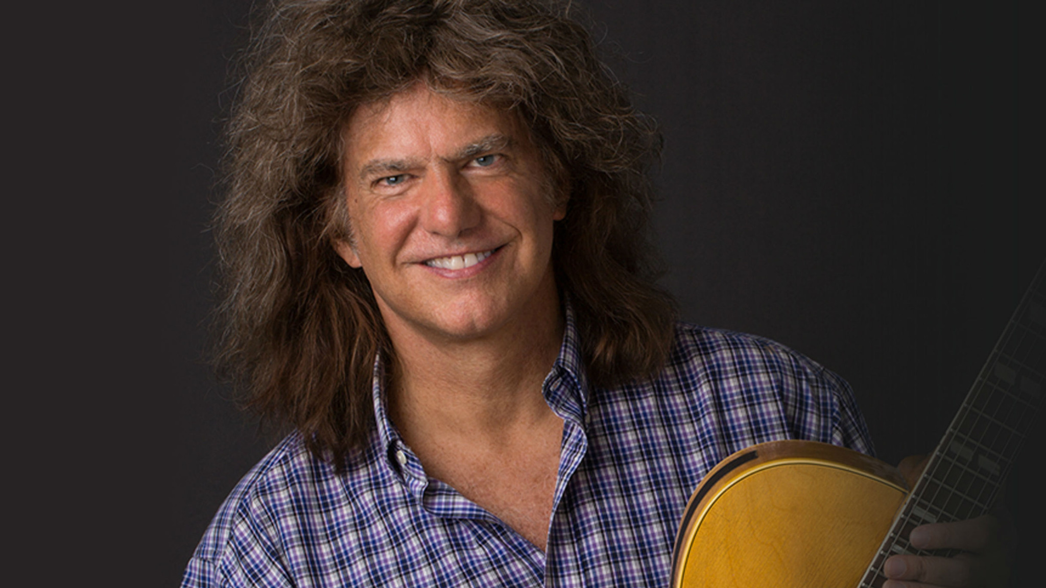 image for event Pat Metheny [Late Show]