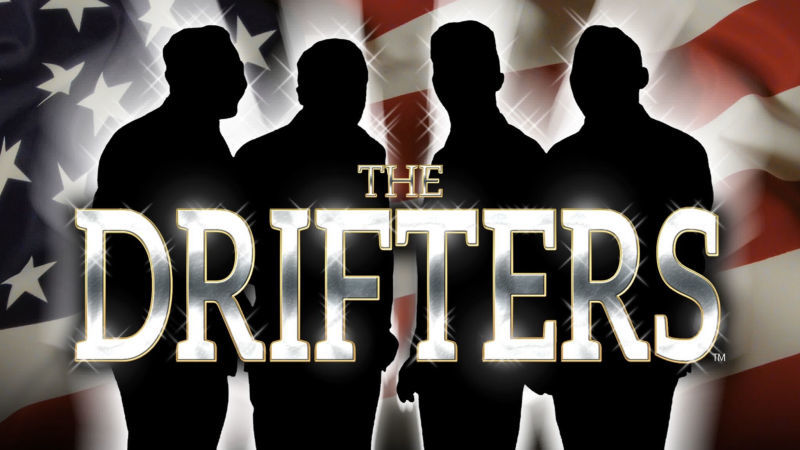 image for event The Drifters