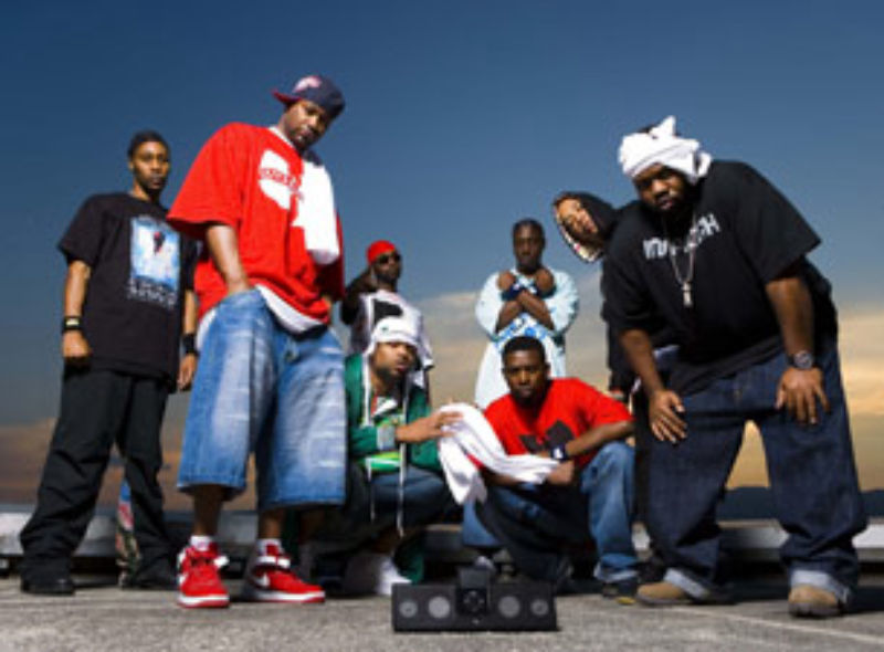 image for event Wu-Tang Clan