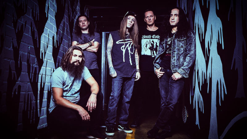 Children of Bodom at Reverb in Reading, PA on Apr 18, 2019
