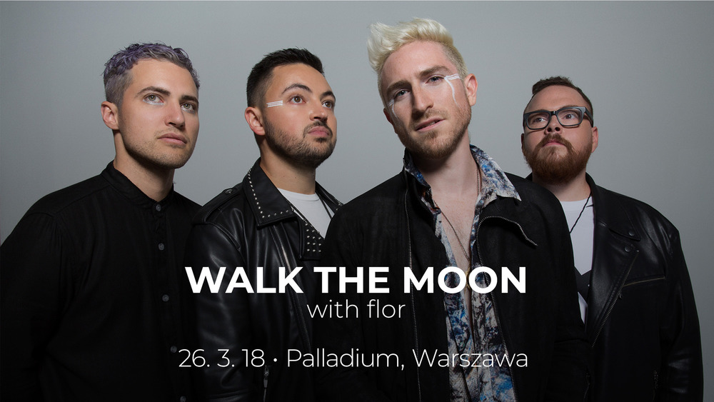 image for event Walk the Moon
