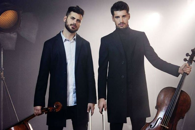 image for article 2CELLOS Add 2018-2019 Tour Dates: Ticket Presale Code & On-Sale Info