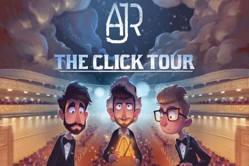 image for article AJR Plot 2018 'The Click Tour' Dates: Ticket Presale Code & On-Sale Info