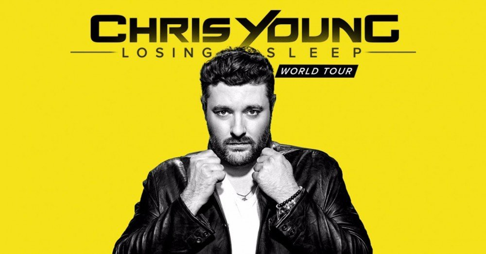 image for event Chris Young, Kane Brown, Morgan Evans, Dee Jay Silver