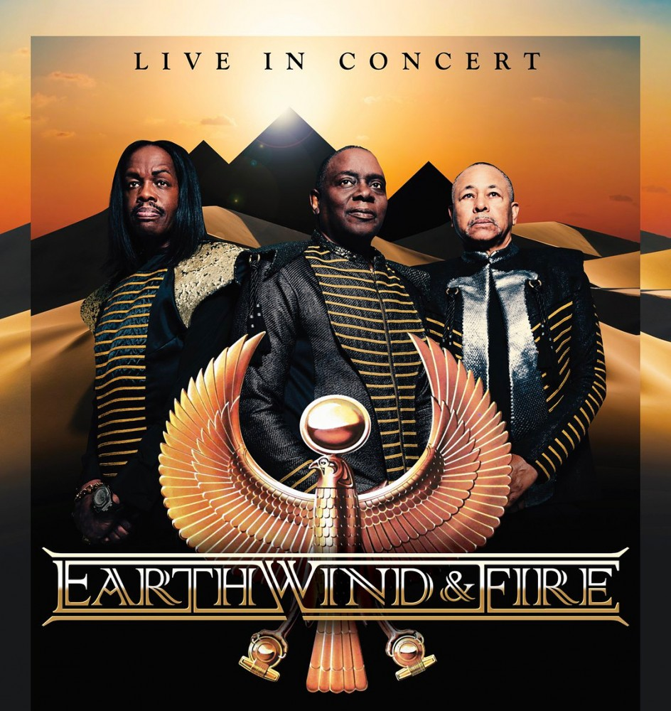 image for event Earth, Wind and Fire