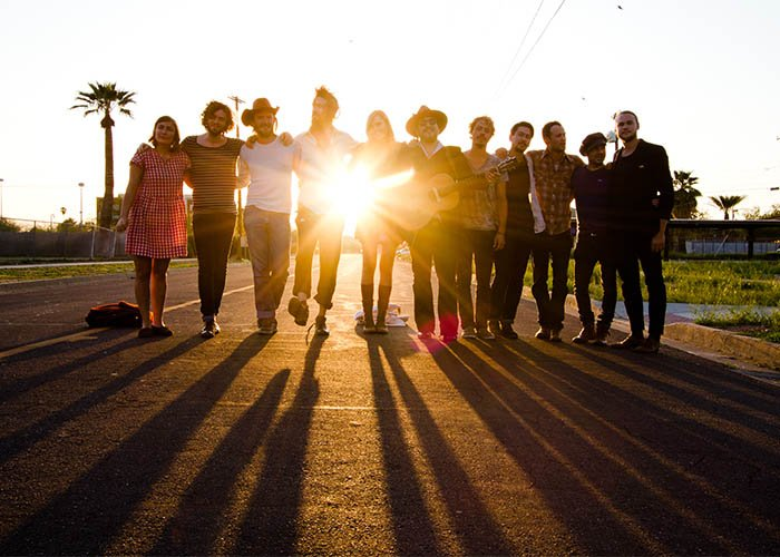 image for artist Edward Sharpe & The Magnetic Zeros