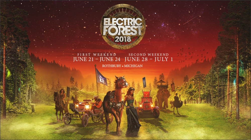 image for event Electric Forest Festival (Second Weekend)