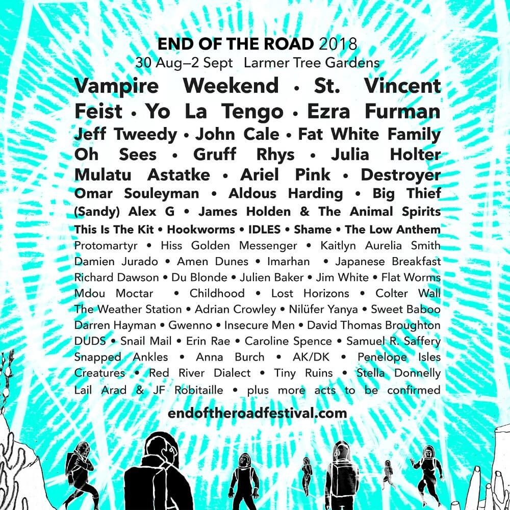 image for event End of the Road Festival 2018