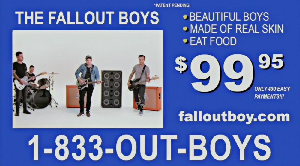 "image for article ""Wilson (Expensive Mistake)"" - Fall Out Boy [Official YouTube Music Video]"