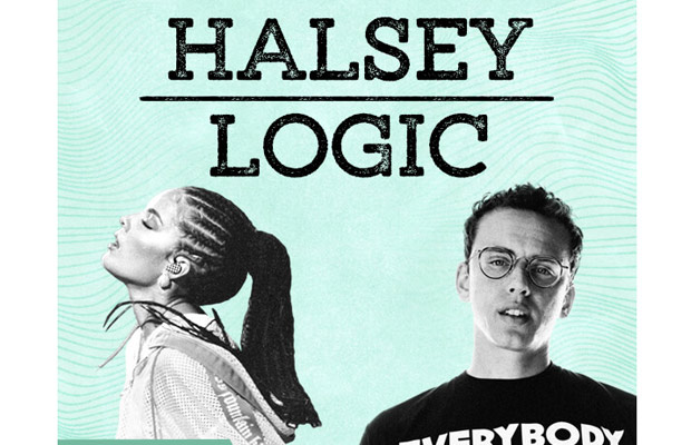 image for event Halsey and Logic