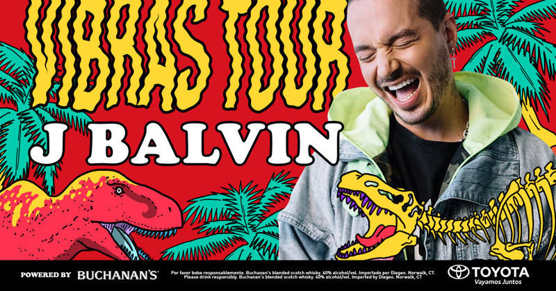 Global Latin star J Balvin adds Reading date