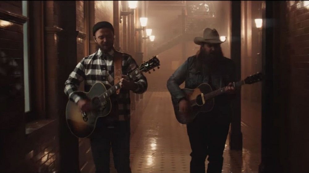 "image for article ""Say Something"" - Justin Timberlake ft Chris Stapleton [YouTube Official Music Video]"