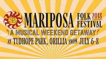 image for event Mariposa Folk Festival 2018
