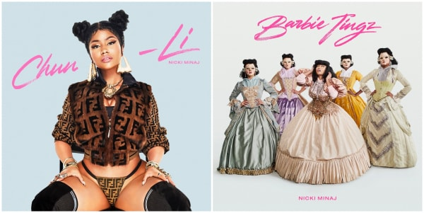 "image for article ""Barbie Tingz"" & ""Chun-Li"" - Nicki Minaj [YouTube Videos]"