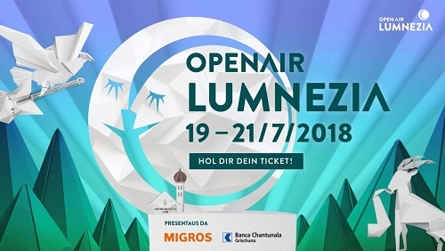 image for event Open Air Lumnezia 2018