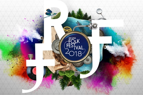 image for event Regina Folk Festival 2018