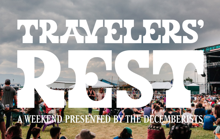 image for event Travelers Rest Music Festival