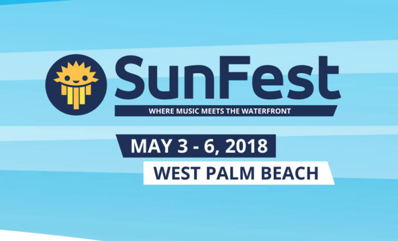 image for event Sunfest 2018