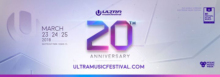 image for event Ultra Music Festival