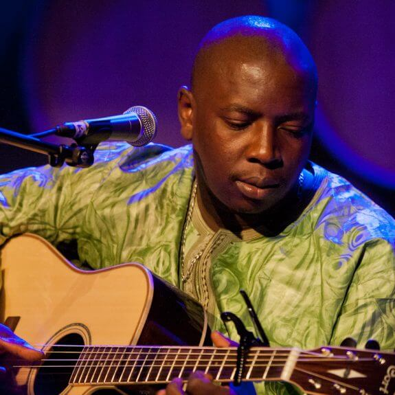 "image for article ""Peace"" - Vieux Farka Touré [Rolling Stone Video]"